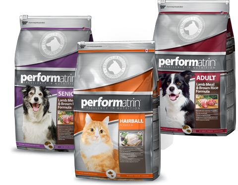 3 bags performatrin products