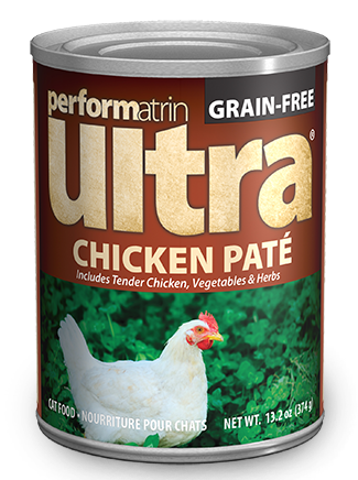 Performatrin Ultra ® Chicken Pâté Cat Food