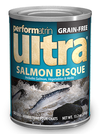 Performatrin Ultra ® Salmon Bisque Cat Food