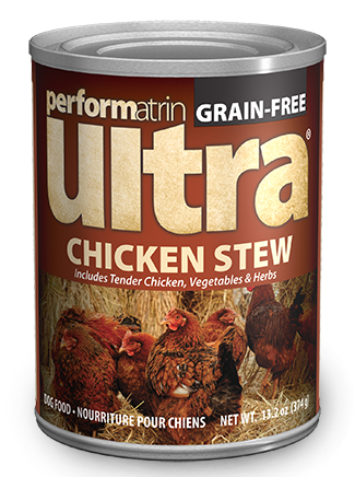 Performatrin Ultra ® Chicken Stew Dog Food