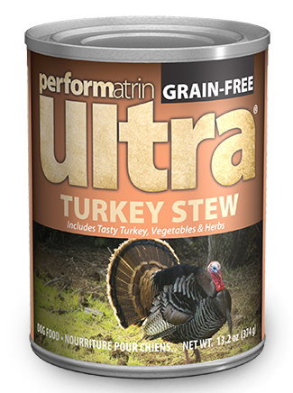 Performatrin Ultra ® Turkey Stew Dog Food