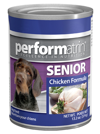 Performatrin ® Senior Chicken Formula Dog Food
