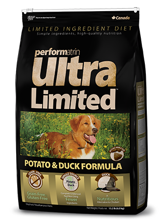 Performatrin Ultra Limited™ Potato & Duck Formula Dog Food