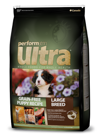 Performatrin Ultra ® Grain-Free Large Breed Puppy Recipe