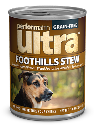Performatrin Ultra ® Grain-Free Foothills Stew Dog Food
