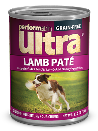 Performatrin Ultra ® Lamb Pate Dog Food