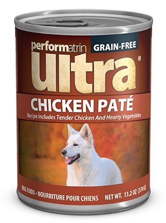 Performatrin Ultra ® Chicken Pate Dog Food