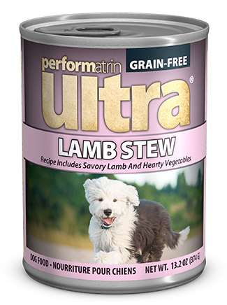Performatrin Ultra ® Lamb Stew Dog Food