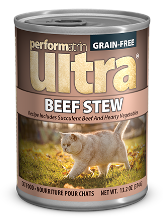 Performatrin Ultra ® Beef Stew Cat Food