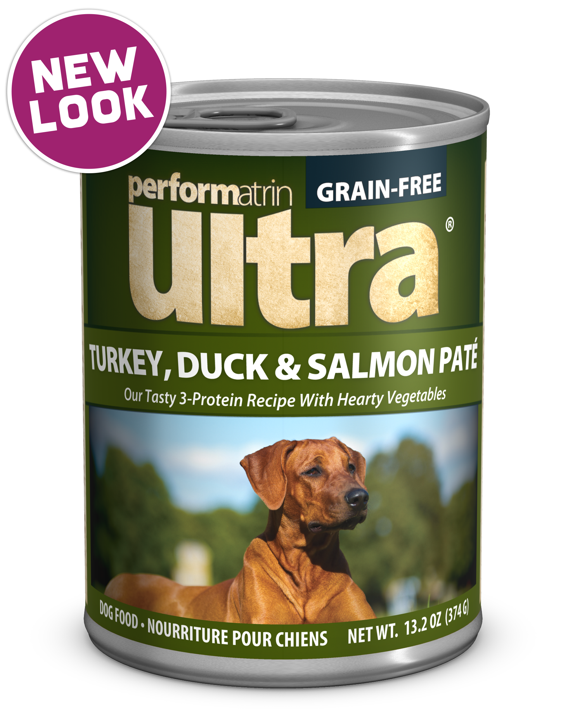 Performatrin Ultra ® Turkey, Salmon & Duck Pate Dog Food