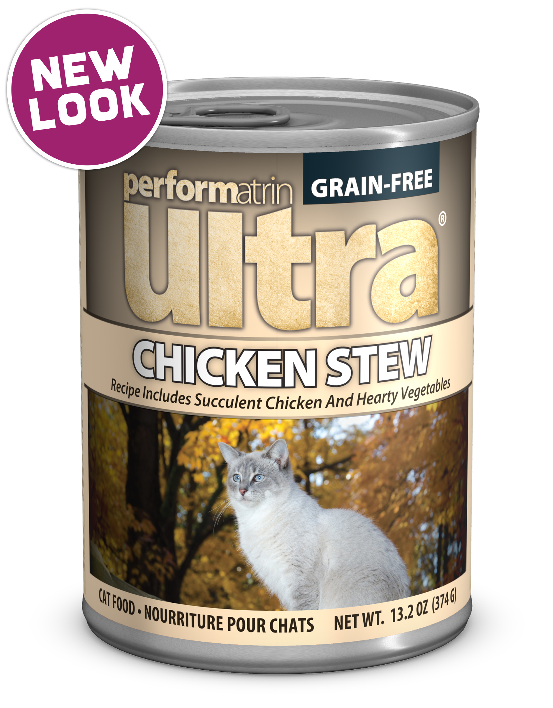 Performatrin Ultra ® Chicken Stew Cat Food