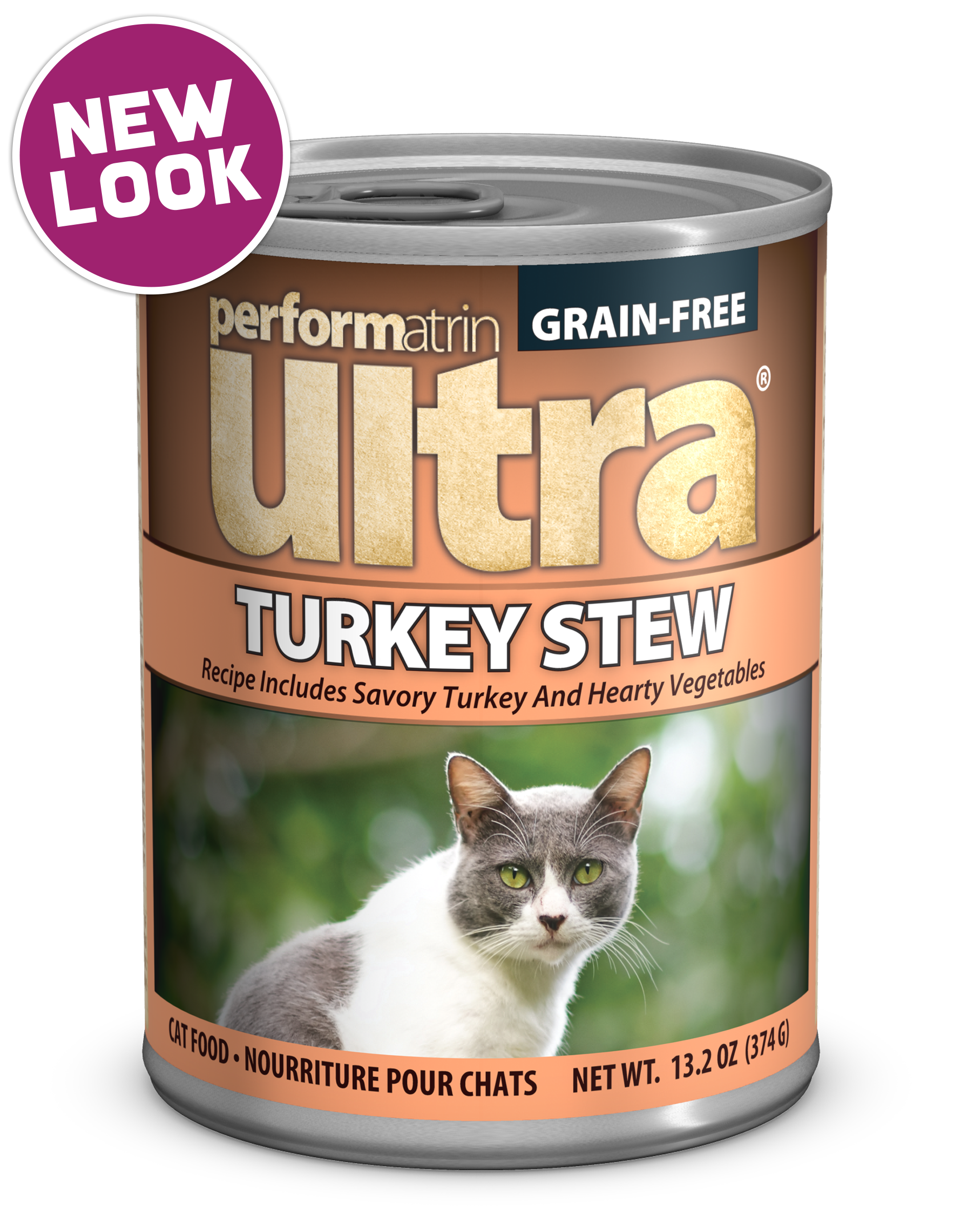 Performatrin Ultra ® Turkey Stew Cat Food